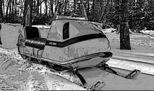 1970s Skidoo